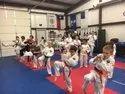 Karate Martial Arts Floor Mat (Interlocking EVA mats) 25 mm