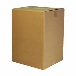 Kraft Paper Industrial Corrugated Box