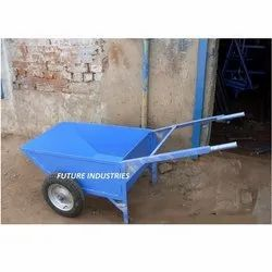 FIE 211 Double Wheel Barrow with Scooter Wheel