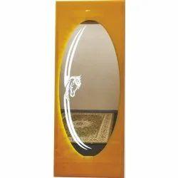 Decorative LED Mirror
