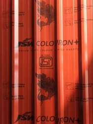 Premium Al-Zn Colour Coated Sheets