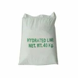 0.85 40 Kg Hydrated Lime, Packaging Type: Bag