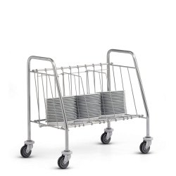 Plate Stacked Trolley