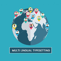 Multilingual Typesetting Services