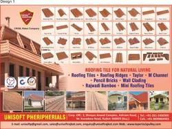 Clay Roof Tile - Terracotta Roofing Tile Latest Price