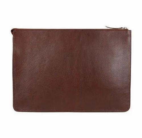 Plain Portfolio - Brown
