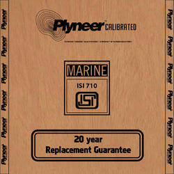 Plyneer Calibrated BWP Waterproof Plywood