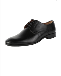 Van Heusen Black Formal Shoes