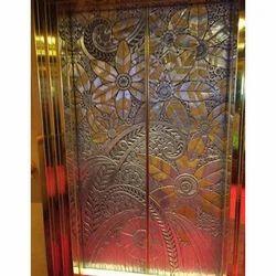 Eurodam Elevator Door