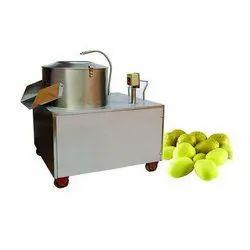 0.75 Kw Potato Peeling Machine