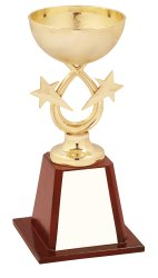 Chalice Gold Trophy Cup