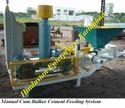 Cement Silo Fly Ash Feeding System