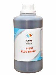 11552 Blue Pigment Paste