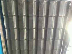 Upvc Tile Roof Sheet Grey Color