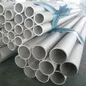 Ss 304 Round Seamless Pipes, Size: 1/2 Inch Nb To 24 Inch Nb, Thickness: Sch 5 To Sch 180