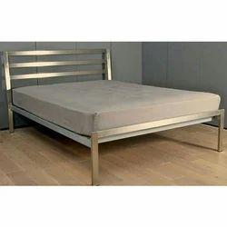 Stainless Steel Designer Bed