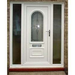 UPVC Exterior Hinged Door, 8 - 12 Mm
