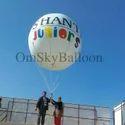 School Advertising Balloon