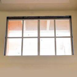 White UPVC Fix Window