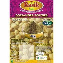 Packed Coriander Powder