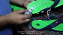 CA Glue  for Chappals/ Slippers in Automatic Assembly Line