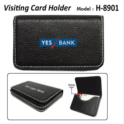 Arihant Black Visiting Card Holder, Size: 35.5 Inch
