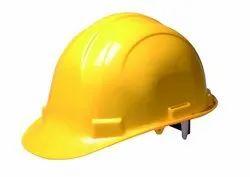PVC Safety Helmet, Size: Medium