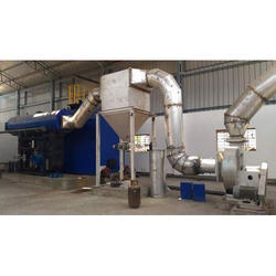 Heavy Boiler Ducting Fabrication Services, Surface Treatment/Coating: Galvanized