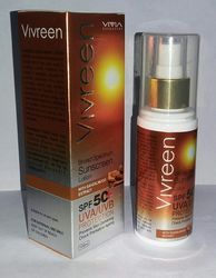 Vivreen Sunscreen Lotion