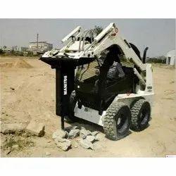 Hydraulic Rock Breaker, SAGA Series, Gaurav Enterprises | ID