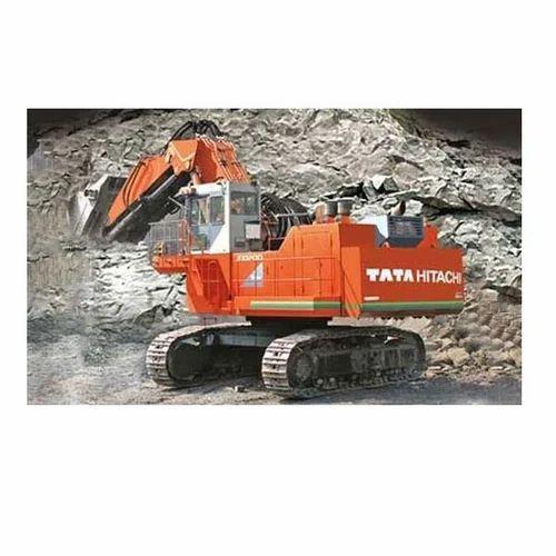 Tata Hitachi EX 1200V Mining Excavator - Tata Hitachi