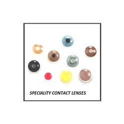 Speciality Soft Contact Lens