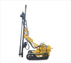 Pneumatic Crawler Drill, Model Number: Cdr - 4, for Mining