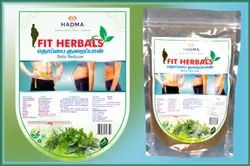 Hadma 100 % Herbals Herbal Weight Loss Powder, Packaging Type: Pouch, Packaging Size: 250 Gm