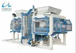 Chirag Fully Automatic Hydraulic Bricks Machine