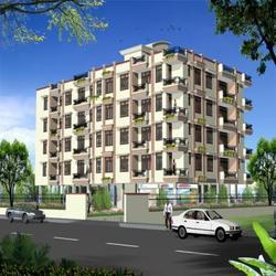 Vardhman Apartment Construction Project