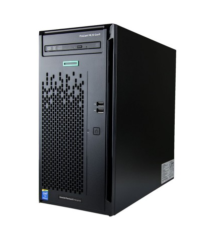 Hp Proliant Ml10 Gen9 Tower Server With 8gb Ram And 1tb Sata Hard Disk