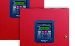 MS Body Red Honeywell Addressable Fire Alarm Control Panel