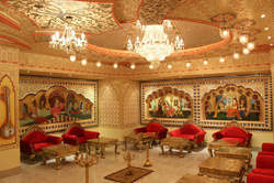 Bungalow Interior In Jaipur