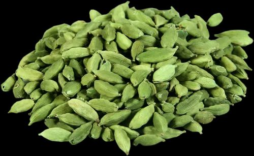 Bold Green Cardamom, Packaging Type: PP Bag, Cardamom Size Available: 8 mm,  Rs 145000 /quintal | ID: 22107588412