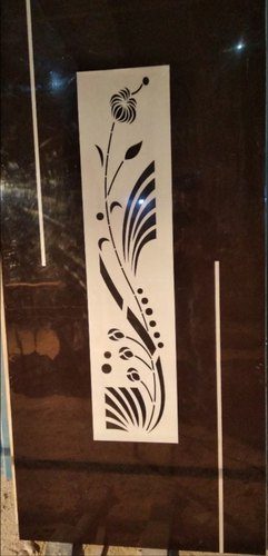 Royal RE711 Wooden Decorative Doors, Thickness: 40 Mm