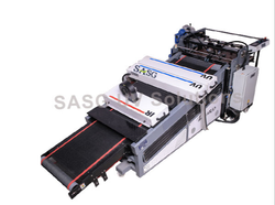 UV Conveyor With Stacker