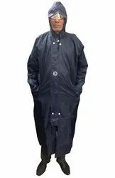 Night Visible Rain Coat