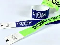 Events Tyvek Wristbands