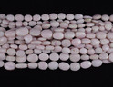 Pink Opal Faceted Gemstone Beads