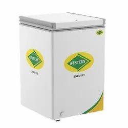 WHF125H 102 Liters Western Electric Hard Top Deep Freezer