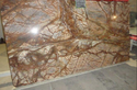 Brown Marble Moziac Marble