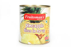 Pineapple Slice Syrup