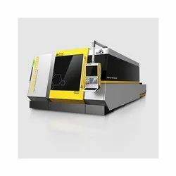 HGLA-4020E Fiber Laser Cutting Machine