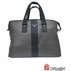 Giftmart Faux Leather Laptop Sling Bag, Model Number: B-021